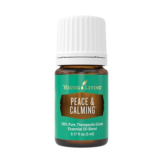 Peace & Calming Essential Oil 5ml - OilyPod