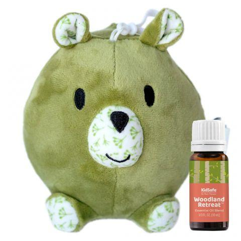 Plant Therapy Aroma Plush Pal Clips - OilyPod