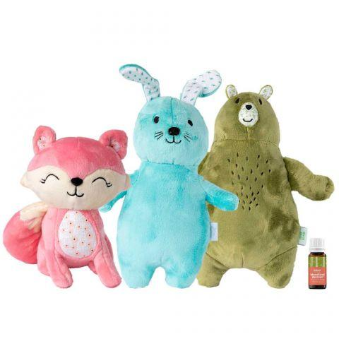 Plant Therapy Aroma Plush Pals 3-pack - OilyPod