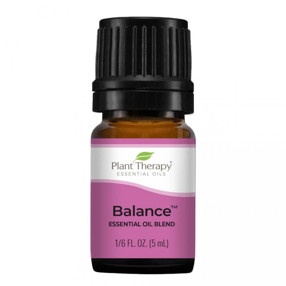 Plant Therapy Balance Synergy Essential Oil - OilyPod