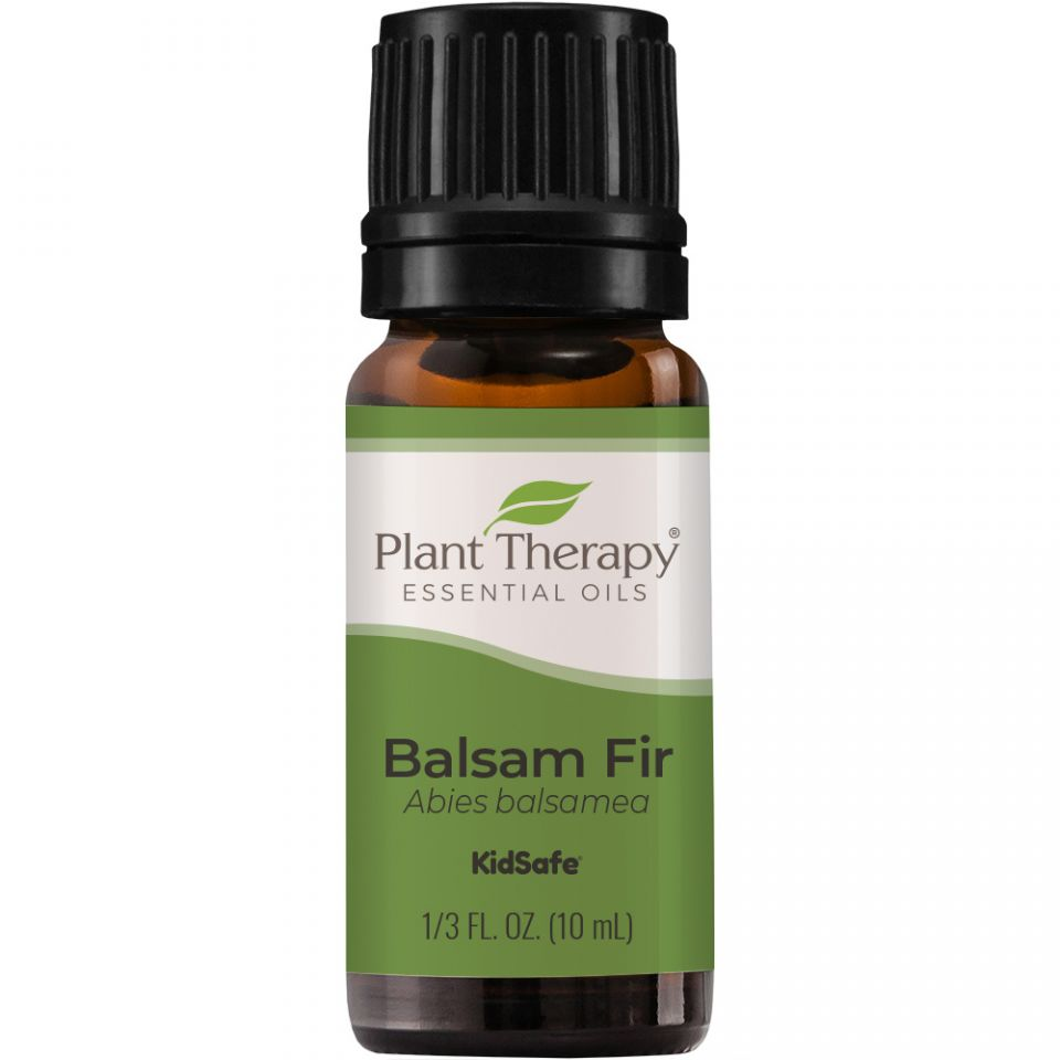 Plant Therapy Balsam Fir Essential Oil - OilyPod