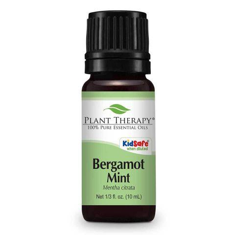 Plant Therapy Bergamot Mint Essential Oil - OilyPod