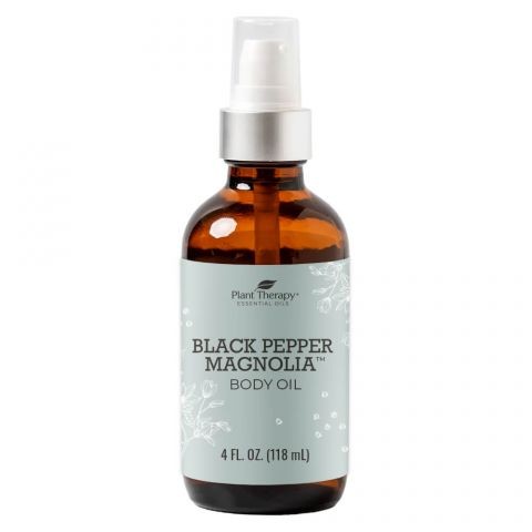 Plant Therapy Black Pepper Magnolia Body Oil - OilyPod