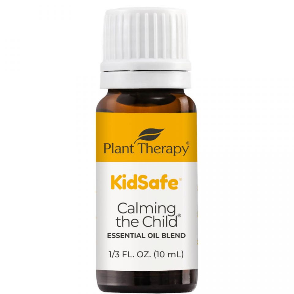Plant Therapy Calming The Child KidSafe Essential Oil - OilyPod