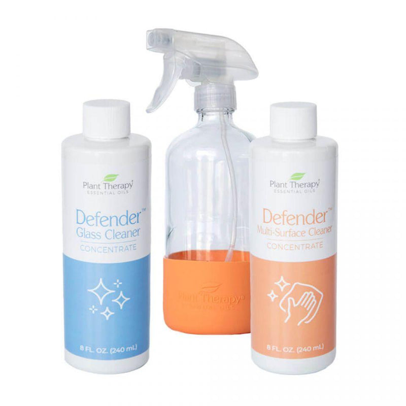 Plant Therapy Defender™ Multi-Surface and Glass Cleaner - OilyPod