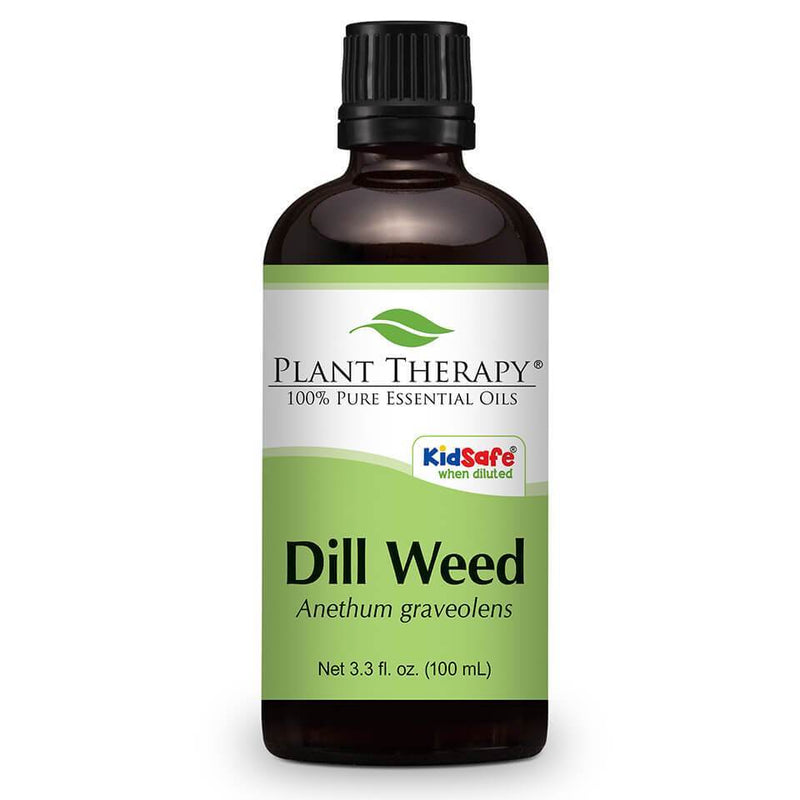 Plant Therapy Dill Weed Essential Oil - OilyPod