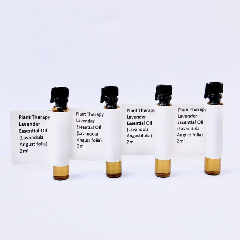 Plant Therapy Essential Oil Sample 2ml - SINGLES (F-L) - OilyPod