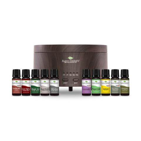 Plant Therapy Essential Oil Starter Kit - OilyPod