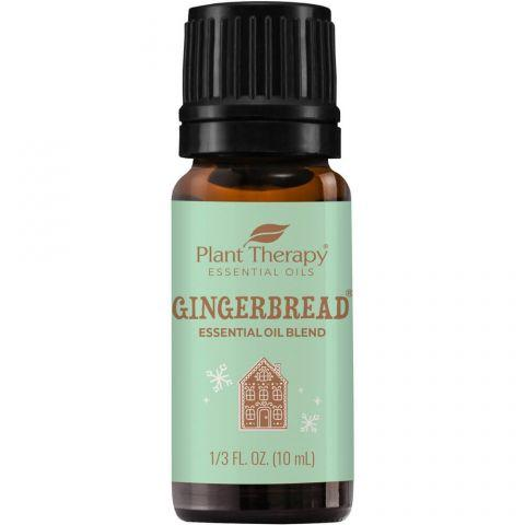 Plant Therapy Gingerbread® Essential Oil Blend 10ml - OilyPod