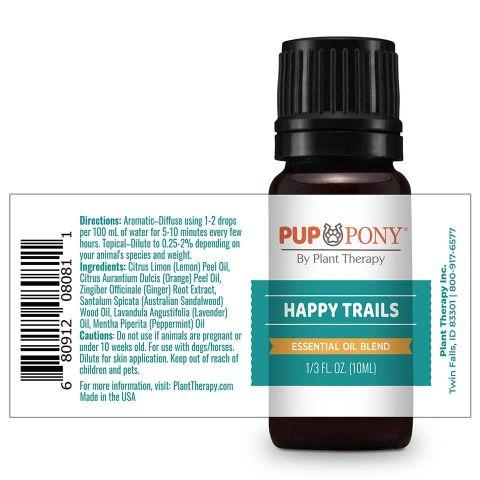 Plant Therapy Happy Trails Essential Oil Blend - OilyPod