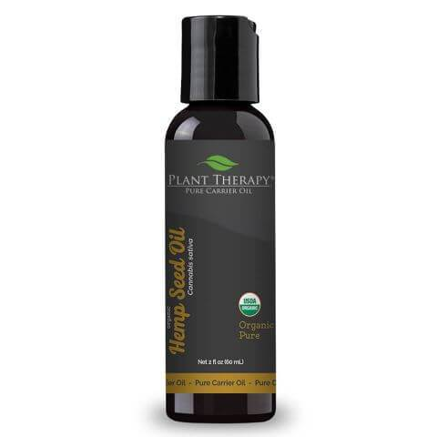 Plant Therapy Hemp Seed Organic Carrier Oil - OilyPod