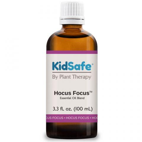 Plant Therapy Hocus Focus KidSafe Essential Oil Blend - OilyPod