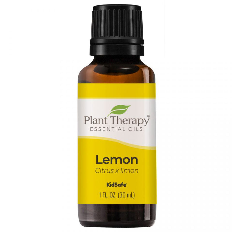 Plant Therapy Lemon Essential Oil - OilyPod
