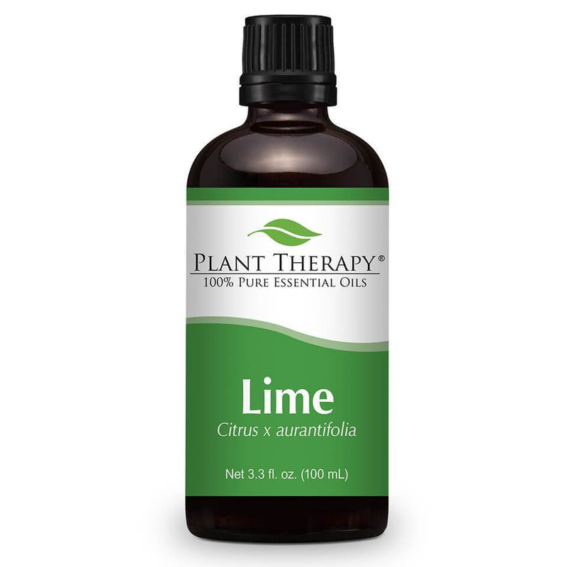 Plant Therapy Lime Essential Oil - OilyPod