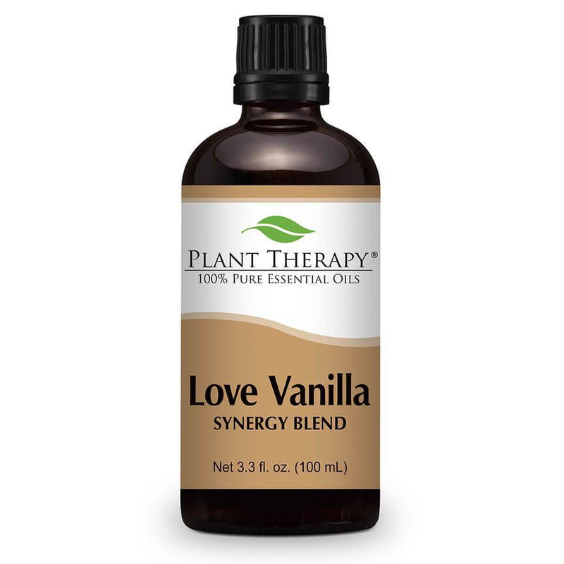 Plant Therapy Love Vanilla Synergy Essential Oil - OilyPod