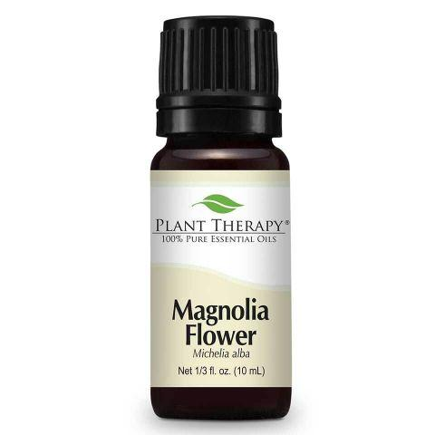 Plant Therapy Magnolia Flower Essential Oil - OilyPod