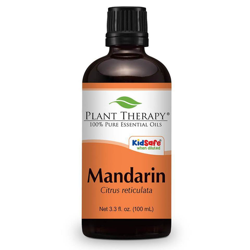 Plant Therapy Mandarin Essential Oil - OilyPod