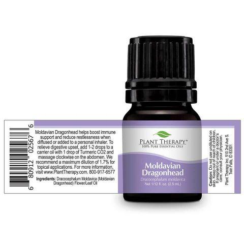 Plant Therapy Moldavian Dragonhead Essential Oil - OilyPod