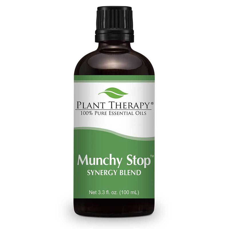 Plant Therapy Munchy Stop Synergy Blend Essential Oil - OilyPod