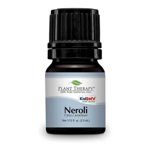 Plant Therapy Neroli Essential Oil - OilyPod