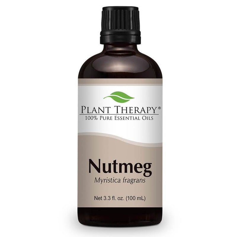 Plant Therapy Nutmeg Essential Oil - OilyPod