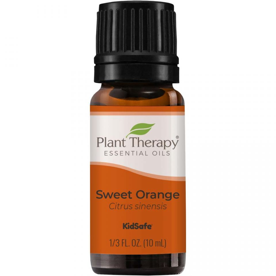 Plant Therapy Orange Sweet Essential Oil - OilyPod