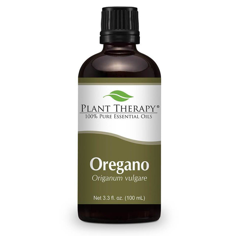 Plant Therapy Oregano Essential Oil - OilyPod