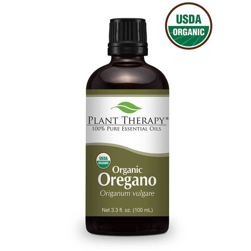 Plant Therapy Oregano Organic Essential Oil - OilyPod