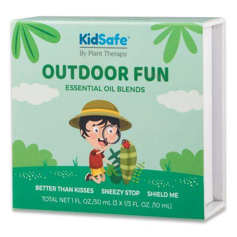 Plant Therapy Outdoor Fun KidSafe - OilyPod