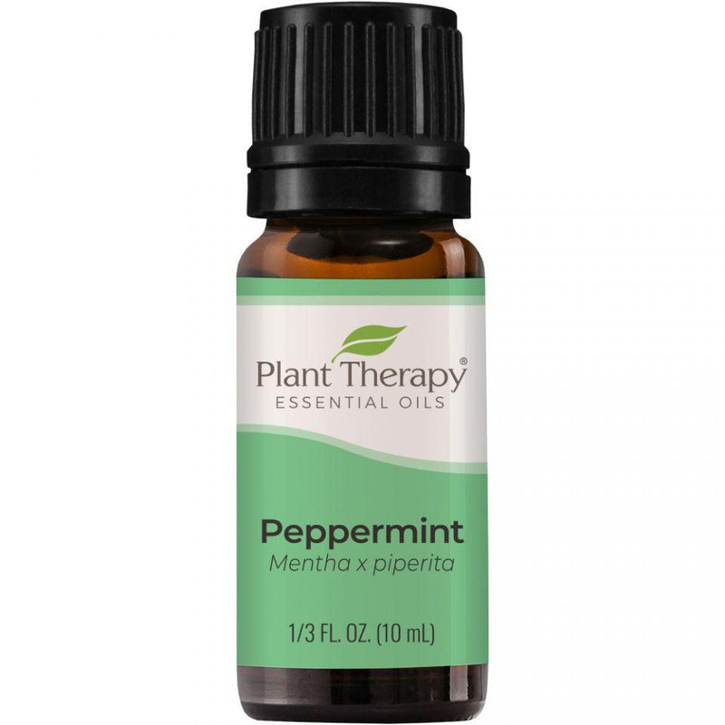 Plant Therapy Peppermint Essential Oil - OilyPod