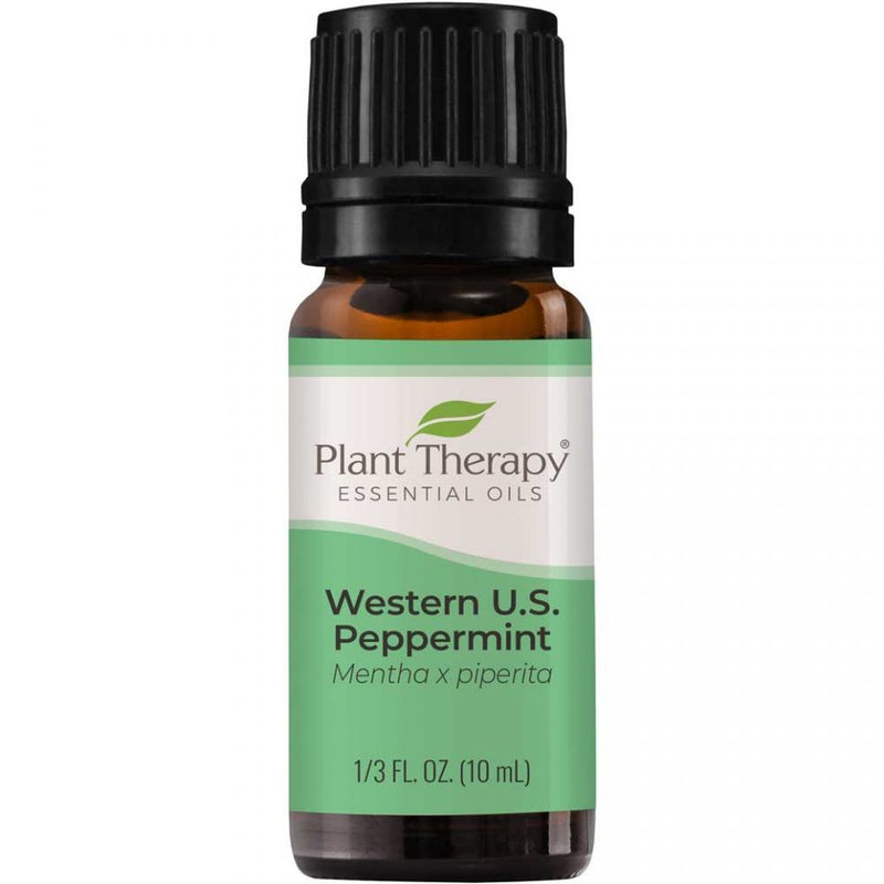 Plant Therapy Peppermint Western US Essential Oil - OilyPod