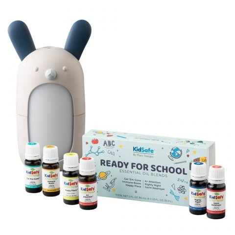 Plant Therapy Ready for School KidSafe with Forest Friends Diffuser - OilyPod