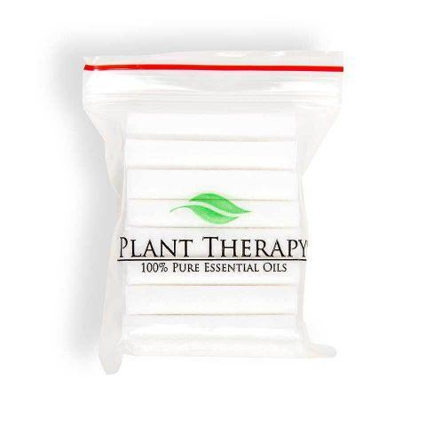 Plant Therapy Refill Wicks for Aromatherapy Inhalers  Pack of 24 - OilyPod