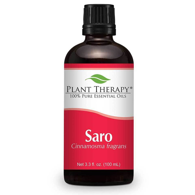 Plant Therapy Saro Essential Oil - OilyPod