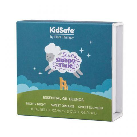 Plant Therapy Sleepy Time KidSafe with Forest Friends Diffuser - OilyPod