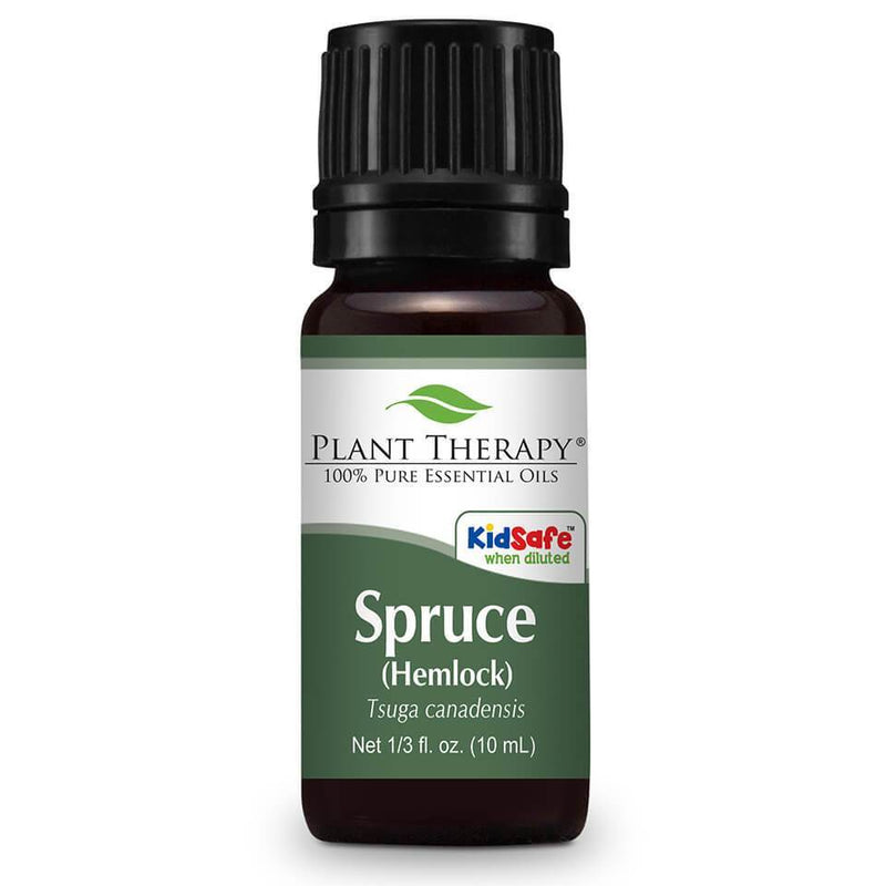 Plant Therapy Spruce Hemlock Essential Oil - OilyPod