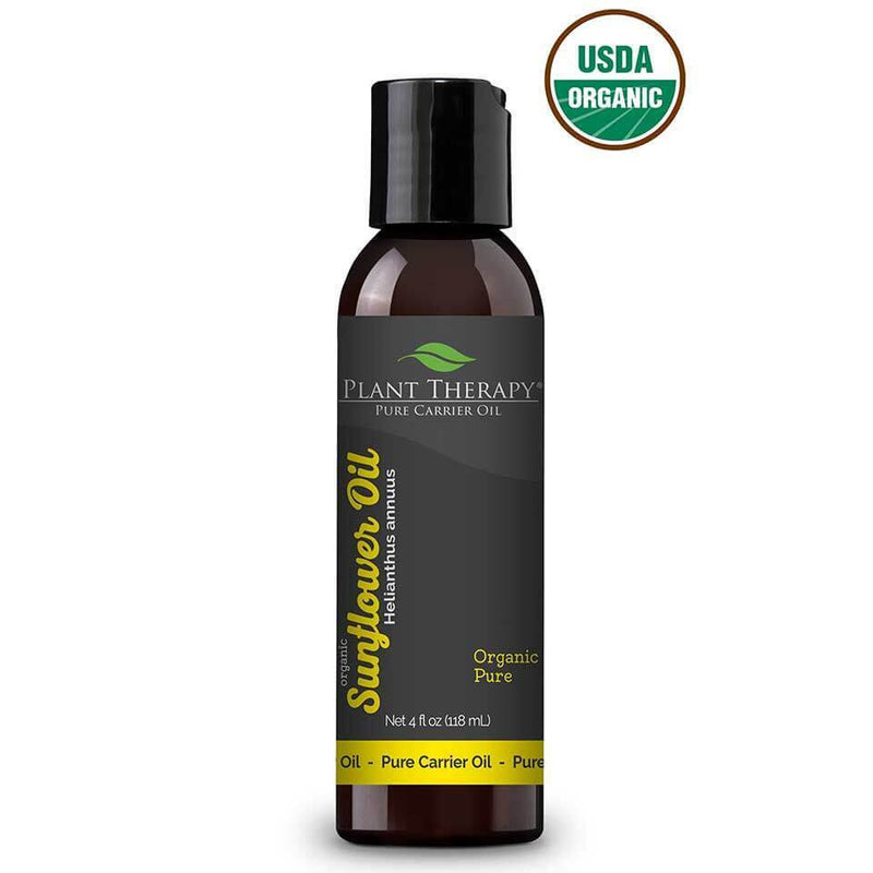 Plant Therapy Sunflower Organic Carrier Oil - OilyPod