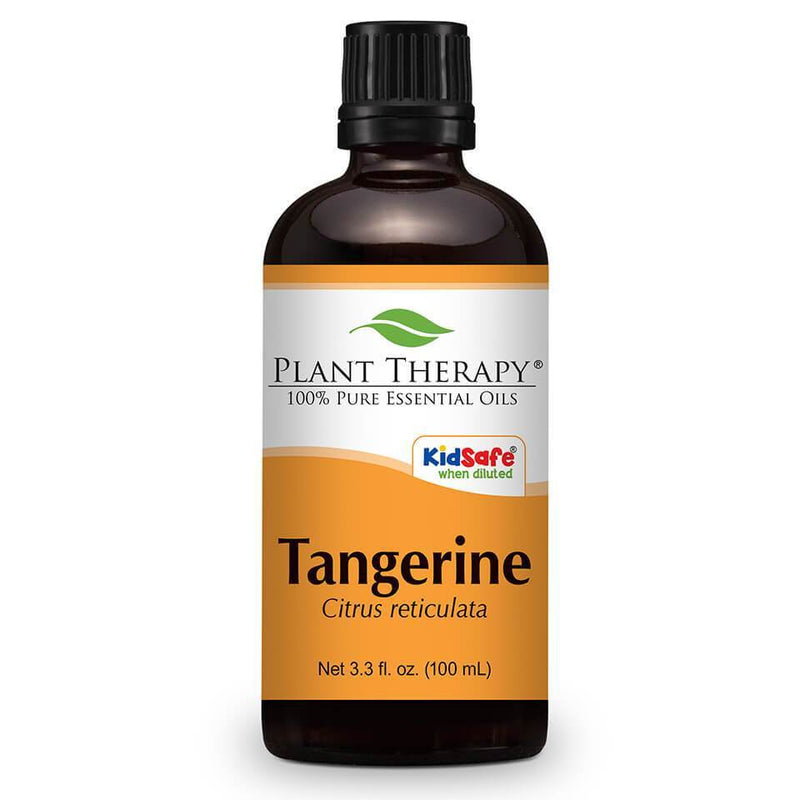 Plant Therapy Tangerine Essential Oil - OilyPod
