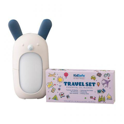 Plant Therapy Travel KidSafe with Forest Friends Diffuser - OilyPod