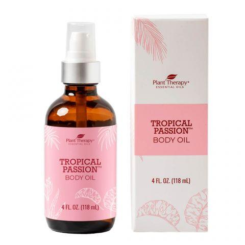 Plant Therapy Tropical Passion Body Oil - OilyPod