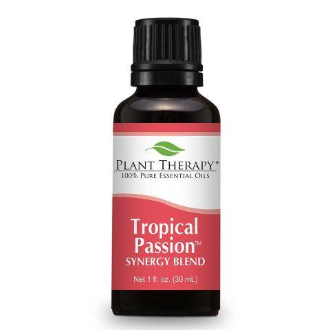 Plant Therapy Tropical Passion Synergy Essential Oil - OilyPod