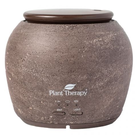 [PRE-ORDER] Plant Therapy TerraFuse™ Deluxe Diffuser with Lemon, Lavender, and Peppermint Set - OilyPod