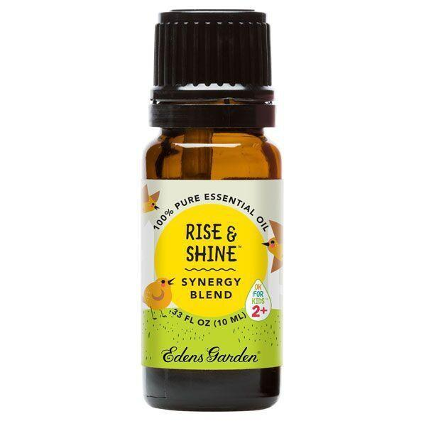 Rise & Shine Essential Oil 10ml - OilyPod