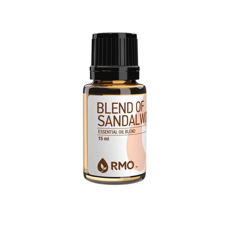 Blend of Sandalwood Essential Oil 15ml