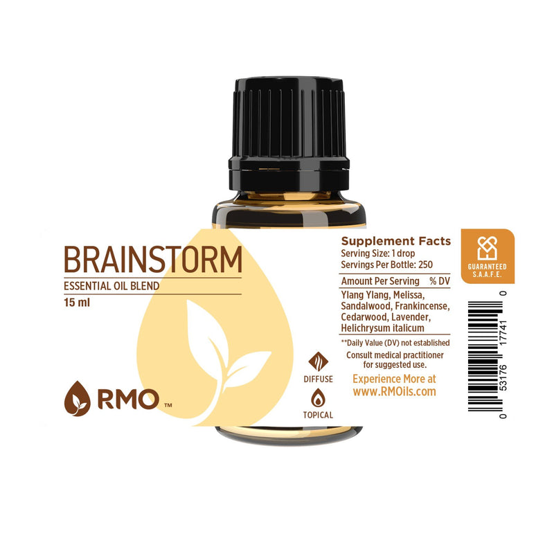 Brainstorm Essential Oil 15ml