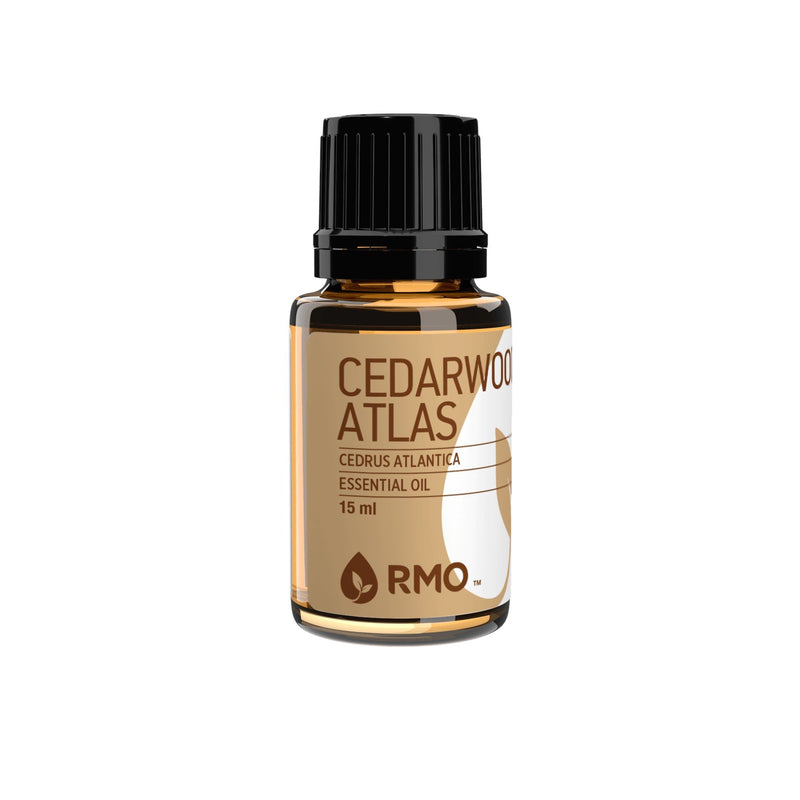 Cedarwood Atlas Essential Oil 15ml - OilyPod