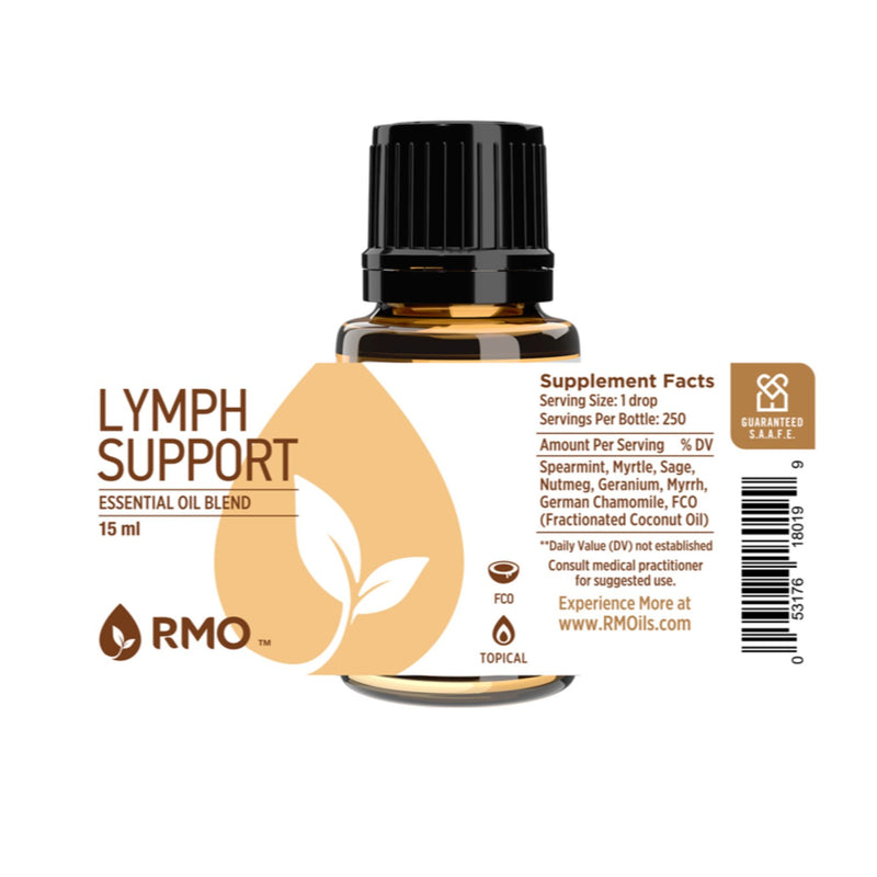 Lymph Support Essential Oil 15ml
