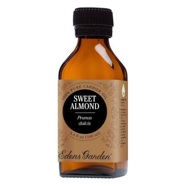 Sweet Almond Carrier Oil 100ml - OilyPod