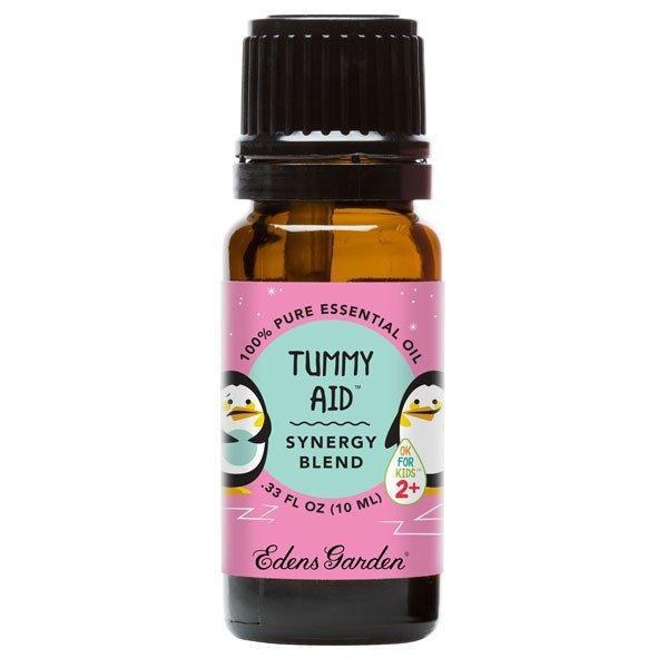 Tummy Aid Essential Oil 10ml - OilyPod