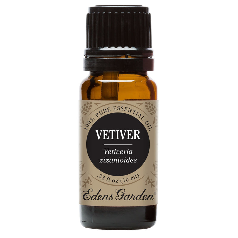 Vetiver Essential Oil - OilyPod